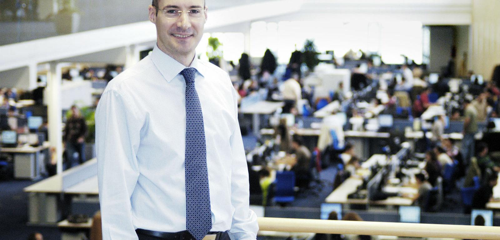 José Alberto García Coria responsable de ViewNext