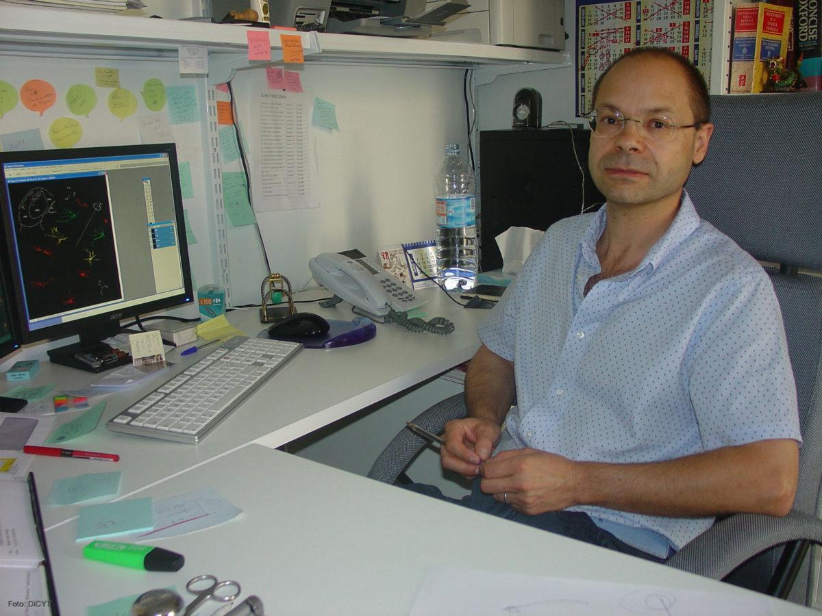 Manuel Sánchez Malmierca director del programa de Doctorado en Neurociencias