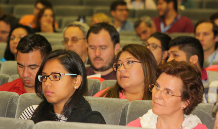 Congreso Bio-Iberoamérica 2016. Foto Dicyt.