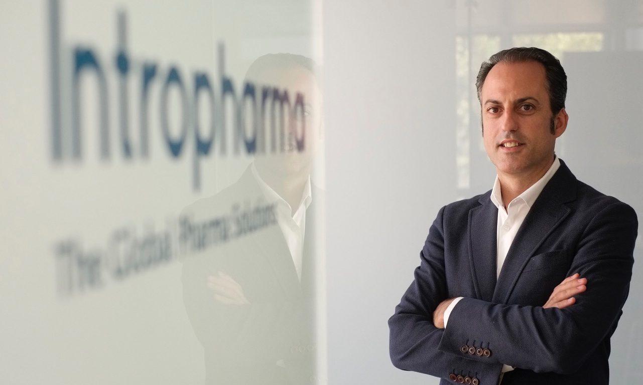 Fernando Martín, director de Intropharma